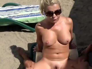 Ozeex amateur beach big cock