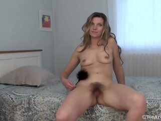 Ozeex blonde hairy hd
